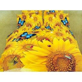 Двуспальный комплект постельного белья АВС-248