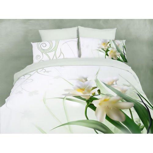 Семейный комплект постельного белья АВС-253