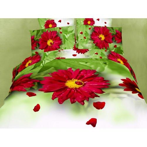 Двуспальный комплект постельного белья АВС-271