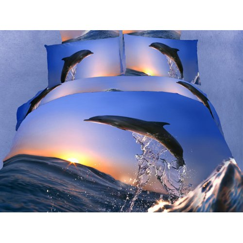 Двуспальный комплект постельного белья АВС-277