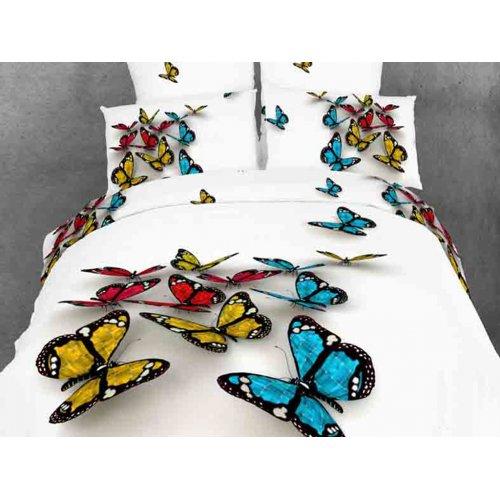 Двуспальный комплект постельного белья АВС-280