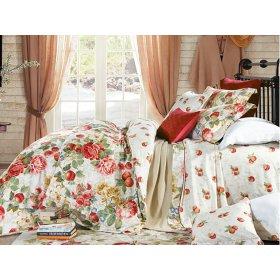 Двуспальный комплект постельного белья В-02