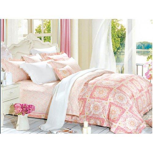Двуспальный комплект постельного белья В-03