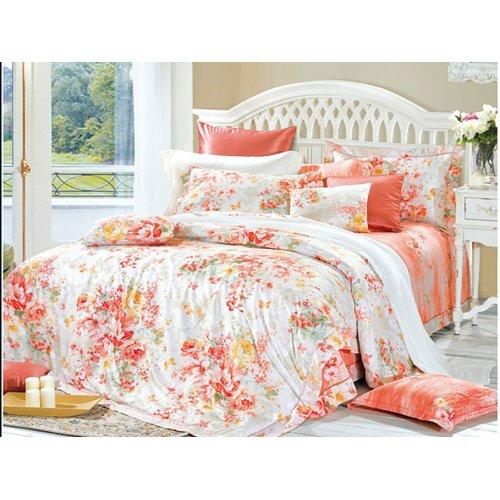 Двуспальный комплект постельного белья В-04
