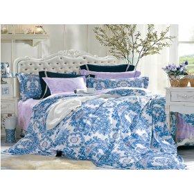 Двуспальный комплект постельного белья В-09