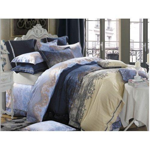 Полуторный комплект постельного белья В-13