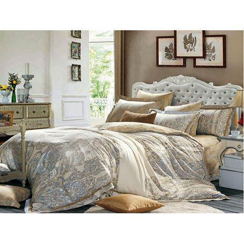 Семейный комплект постельного белья В-17