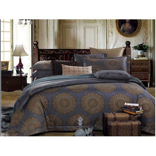 Семейный комплект постельного белья В-18