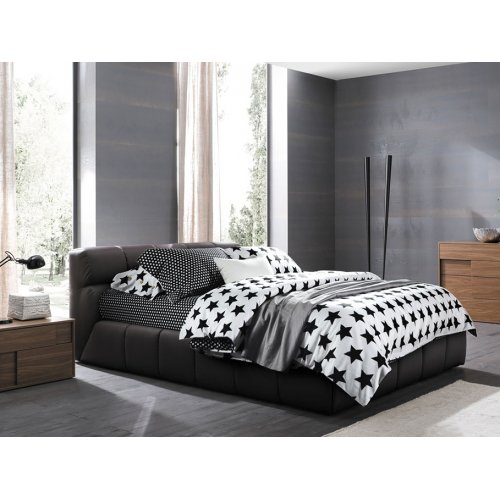 Семейный комплект постельного белья В-21