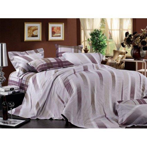 Двуспальный комплект постельного белья А-05