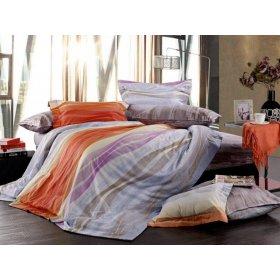 Двуспальный комплект постельного белья А-06