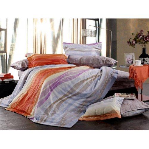 Семейный комплект постельного белья А-06