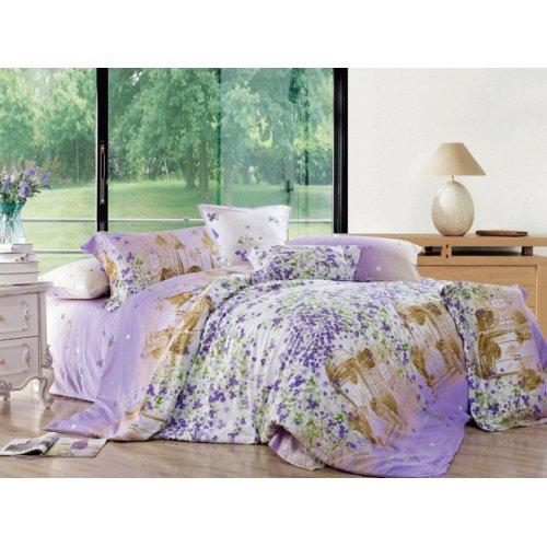 Двуспальный комплект постельного белья А-10