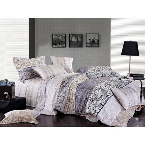 Двуспальный комплект постельного белья А-16