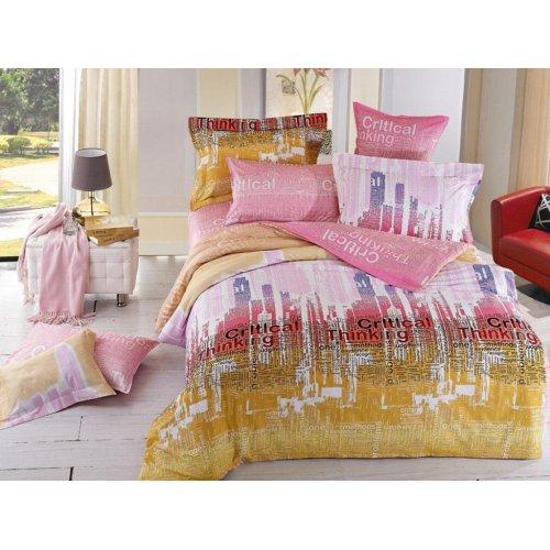 Двуспальный комплект постельного белья А-20