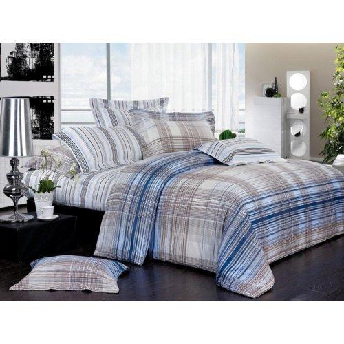 Двуспальный комплект постельного белья А-21