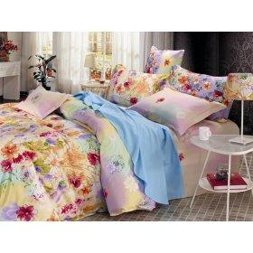 Двуспальный комплект постельного белья А-23