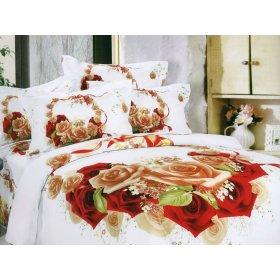 Семейный комплект постельного белья АВ-129