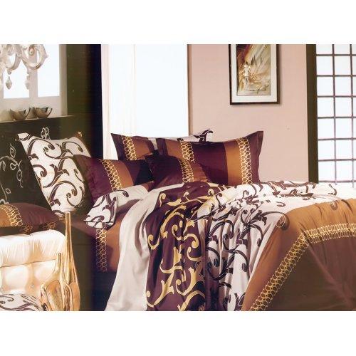 Полуторный комплект постельного белья АВ-324m