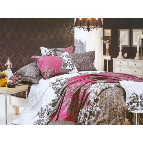 Семейный комплект постельного белья АВ-352