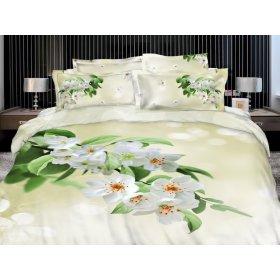 Полуторный комплект постельного белья АВ-358