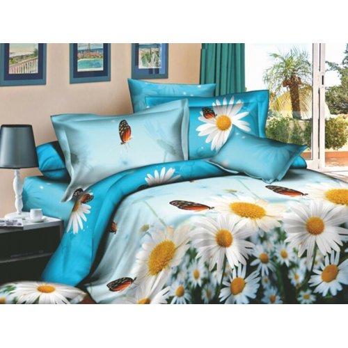 Полуторный комплект постельного белья АВ-368