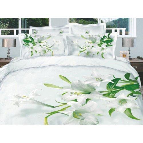 Полуторный комплект постельного белья АВ-375