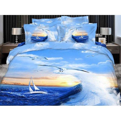 Двуспальный комплект постельного белья АВ-376