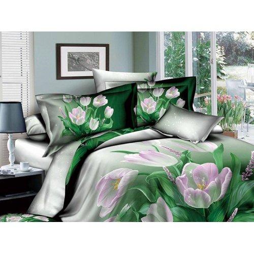Полуторный комплект постельного белья АВ-377