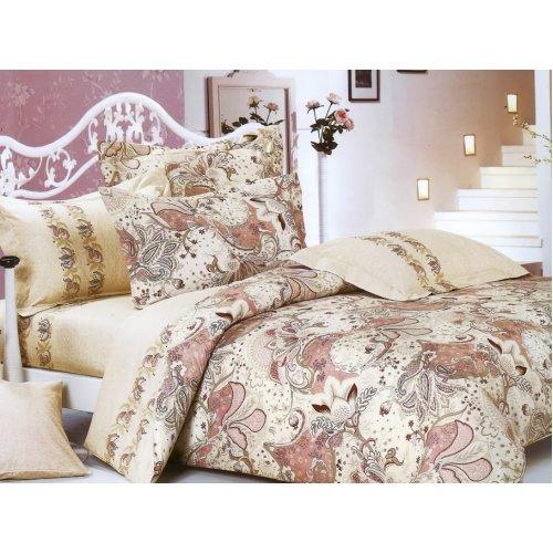 Двуспальный комплект постельного белья Y-230-461