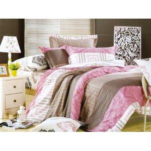 Двуспальный комплект постельного белья Y-230-562