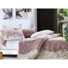 Двуспальный комплект постельного белья Y-230-580