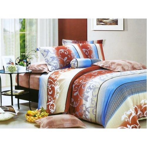Двуспальный комплект постельного белья Y-230-581