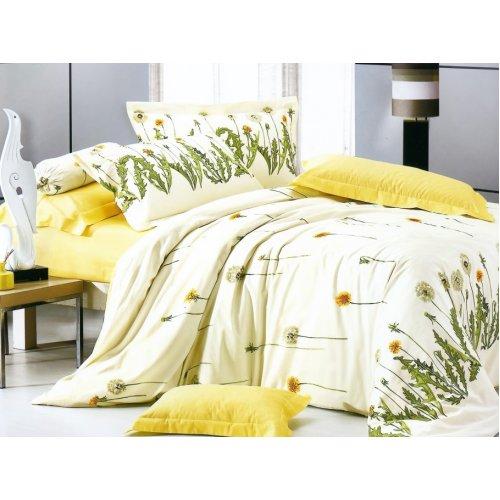 Двуспальный комплект постельного белья Y-230-589