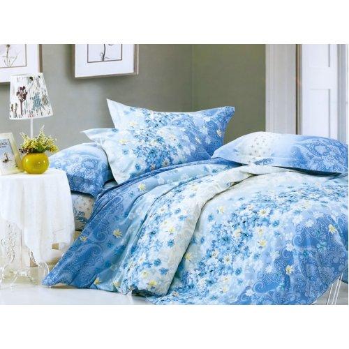 Семейный комплект постельного белья Y-230-596