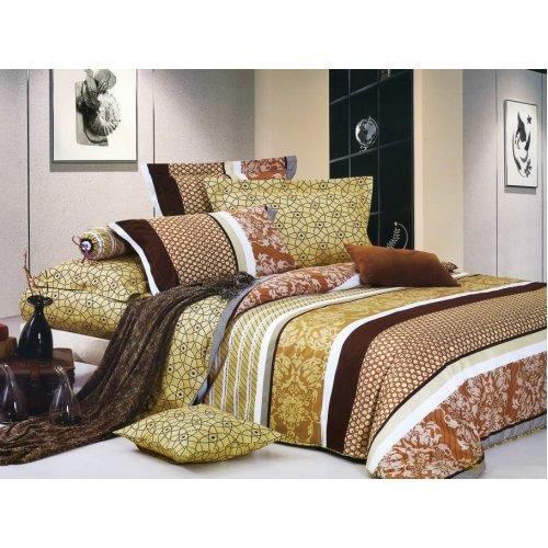 Двуспальный комплект постельного белья Y-230-597