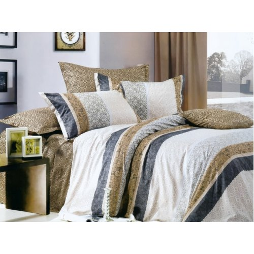 Двуспальный комплект постельного белья Y-230-600