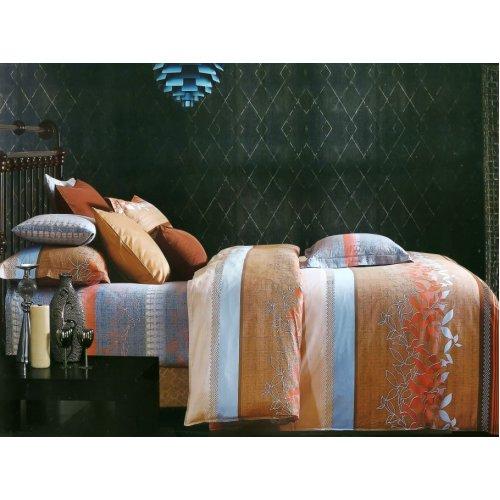Полуторный комплект постельного белья Y-230-605