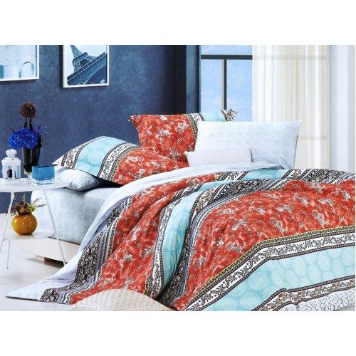 Полуторный комплект постельного белья Y-230-608