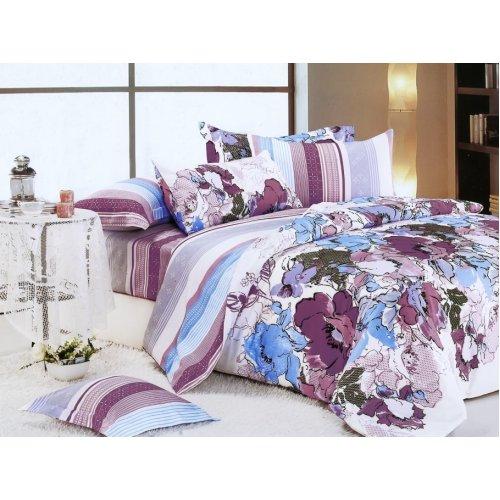 Семейный комплект постельного белья Y-230-609