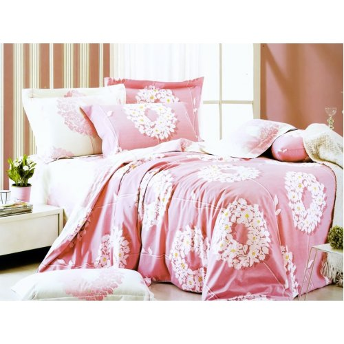 Двуспальный комплект постельного белья Y-230-610