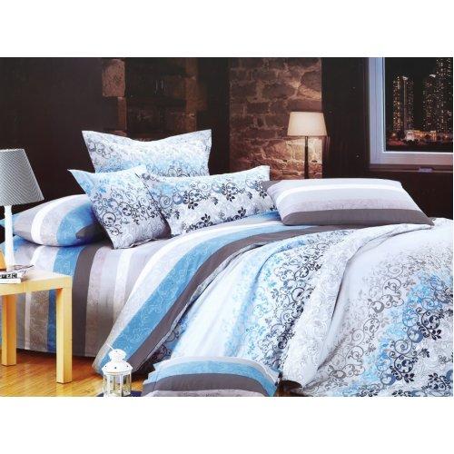 Семейный комплект постельного белья Y-230-613