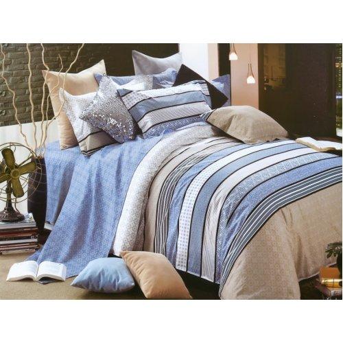 Семейный комплект постельного белья Y-230-615