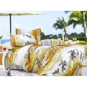 Двуспальный комплект постельного белья Y-230-616