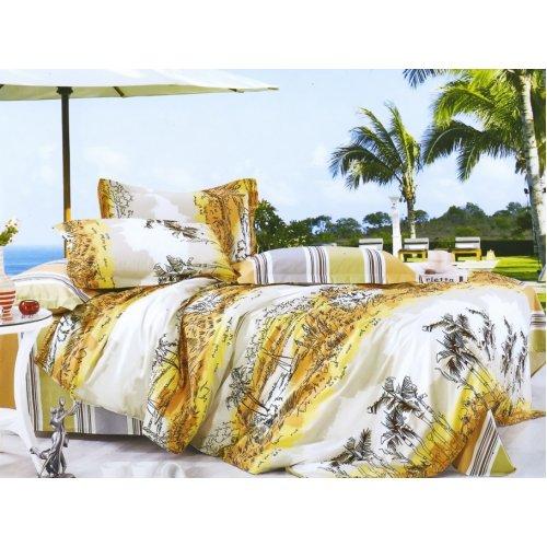 Семейный комплект постельного белья Y-230-616
