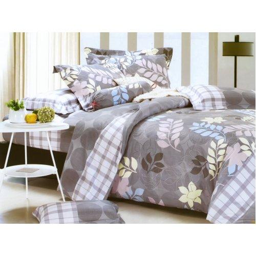Полуторный комплект постельного белья Y-230-617