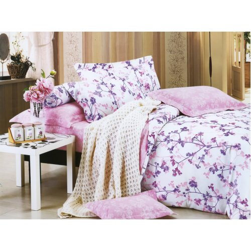 Полуторный комплект постельного белья Y-230-618