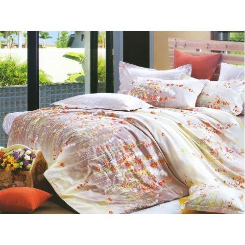 Полуторный комплект постельного белья Y-230-623