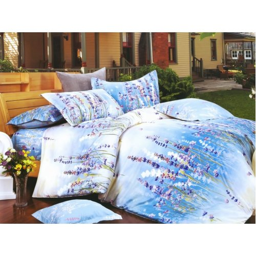 Семейный комплект постельного белья Y-230-624