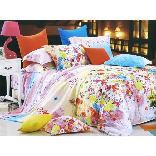 Полуторный комплект постельного белья Y-230-625